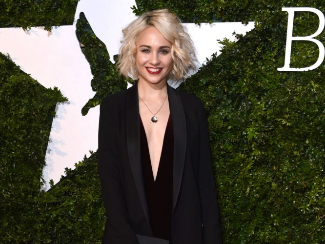 Tuppence Middleton Interview