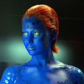 Jennifer Lawerence in X-Men