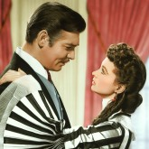 'Gone with the Wind' - Clark Gable and Vivien Leigh