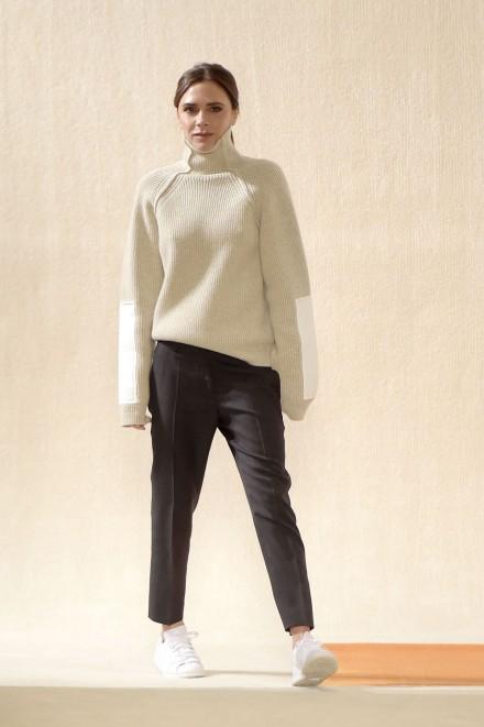 Victoria Beckham AW16 Fashion Show Collection