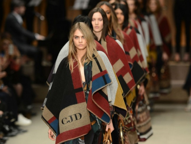 Burberry best moments