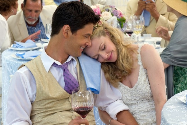 THE BIG WEDDING Ben Barnes, Amanda Seyfried