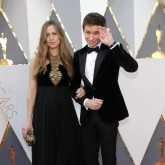 Oscars 2016 Cute Couples