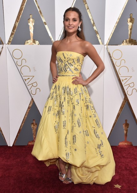 Oscars 2016 Fashion