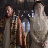 Michael Fassbender as Macbeth, Marion Cotillard as Lady Macbeth