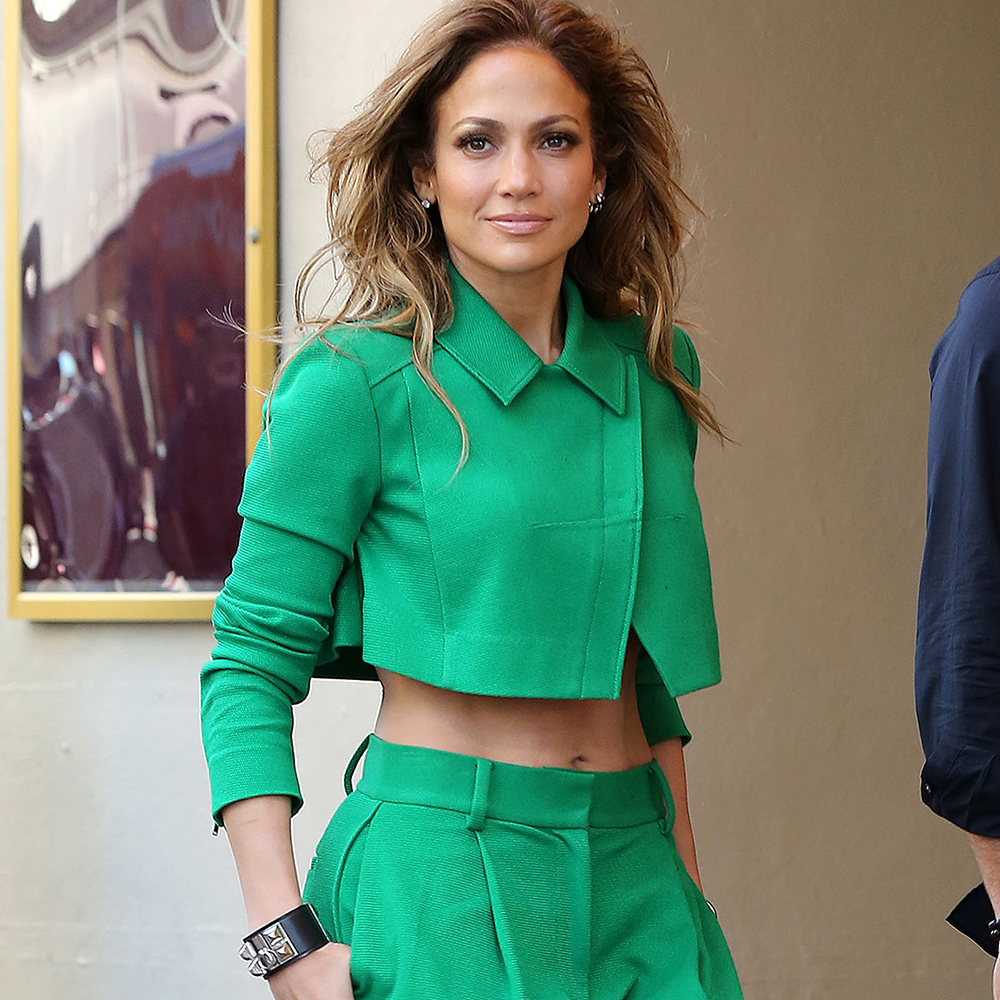 Jennifer Lopez Style Evolution Fashion Pictures Marie