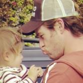 Chris Hemsworth daughter T