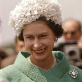 the queen fashioning a reign