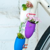 Bicycle Vase