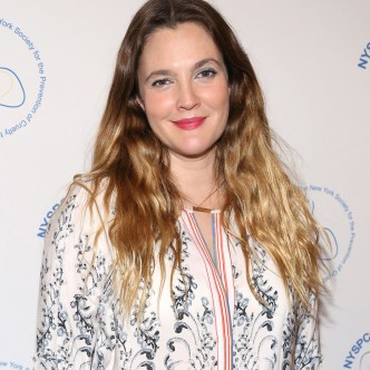 Drew Barrymore Ombre Hairstyle