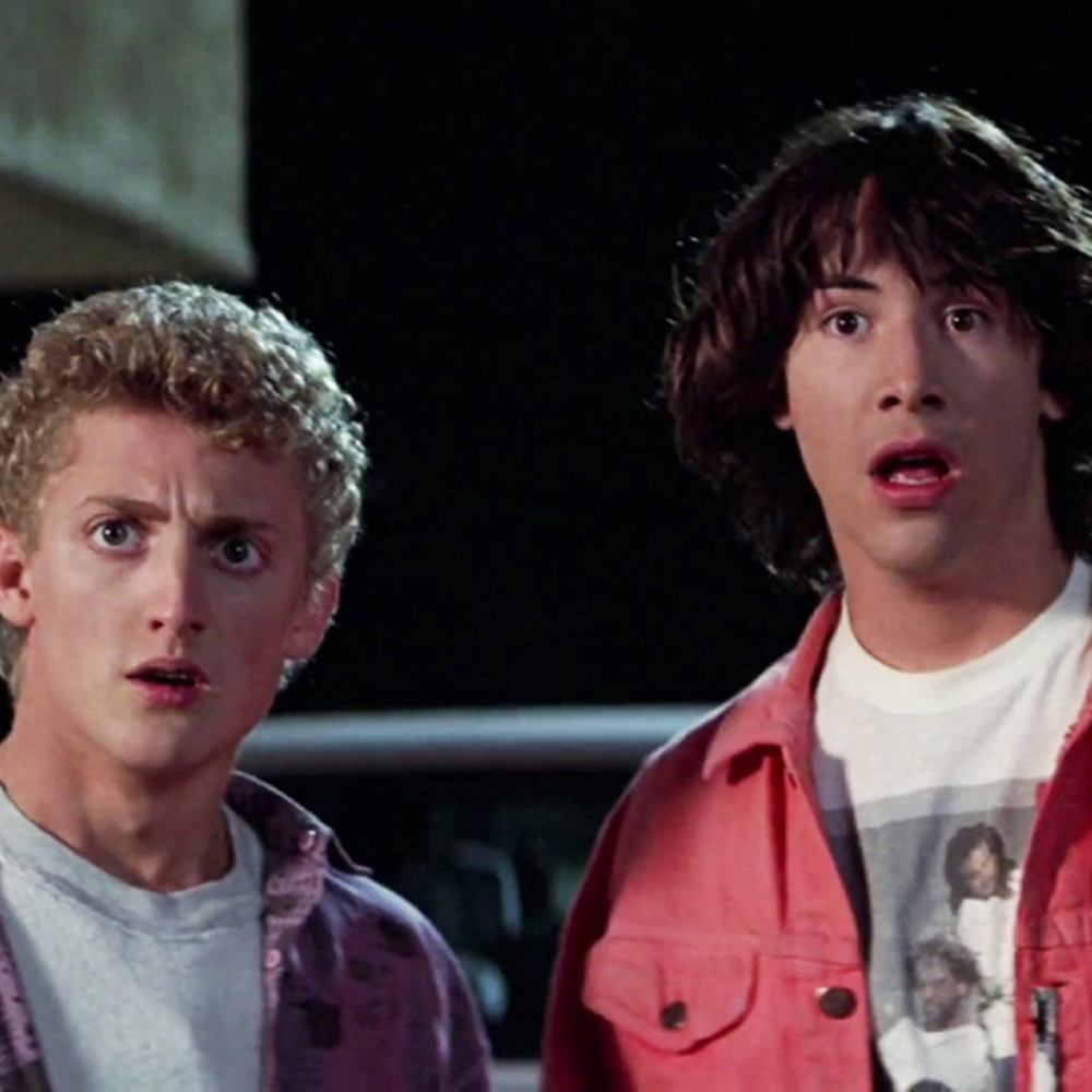 Bill And Ted 3: The Keanu Reeves Movie Nobody Wanted ... Anne Hathaway Shakespeare