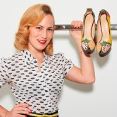 Charlotte Olympia Car Boot Sale