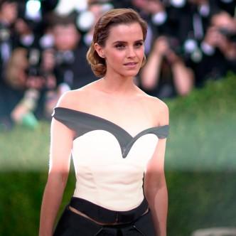 Emma Watson Met Ball 2016
