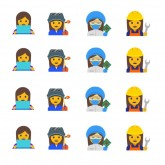 The important reason Google wants to introduce more female emoji