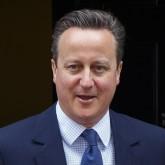 David Cameron, Tinder, profile picture