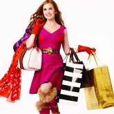 Confessions of a shopaholic T shopping