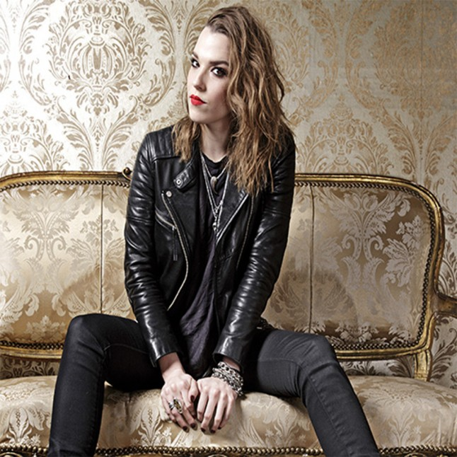 Meet Lzzy Hale – your new badass career icon