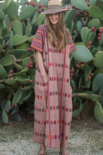 5 cool kaftan designers to pack in your suitcase for SS16