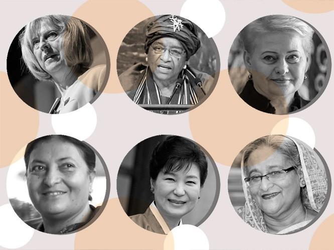 17 inspirational female world leaders