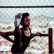 Favela ballet dancer