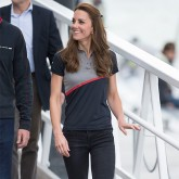 Celebrities Wearing Athleisure Kate Middleton