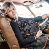Chloe Moretz stars in Coach AW16 campaign