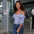 Off Duty Supermodels Jourdan Dunn